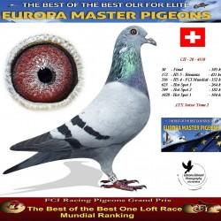 Auction CH-20-4110 - ATX Suisse Team 2