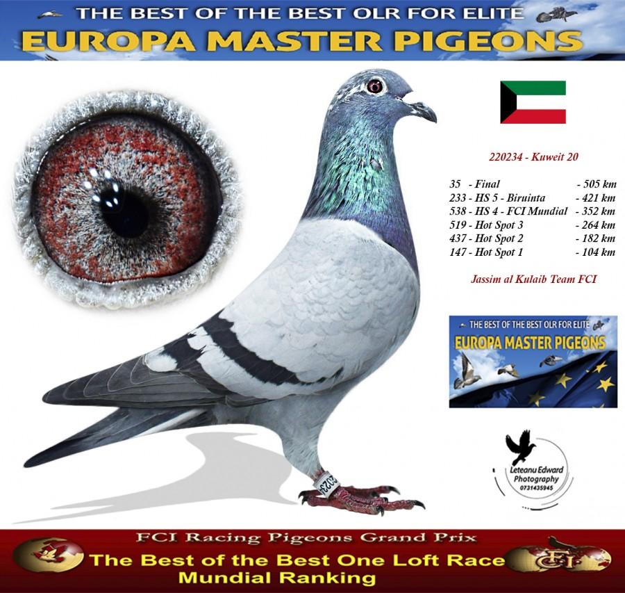 KW-220234+35-FINALA - Jassim al Kulaib Team FCI