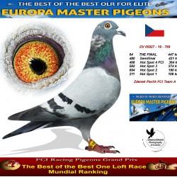 64th place - Zdenek Pavlik FCI Team A