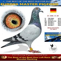 74th place - Markus Schumacher FCI Team A