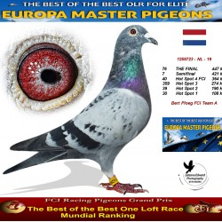 76th place - Bert Ploeg Team A
