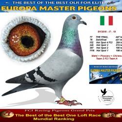 77th place - Matei + Ploscaru + Chiranu Team 2 FCI Team A
