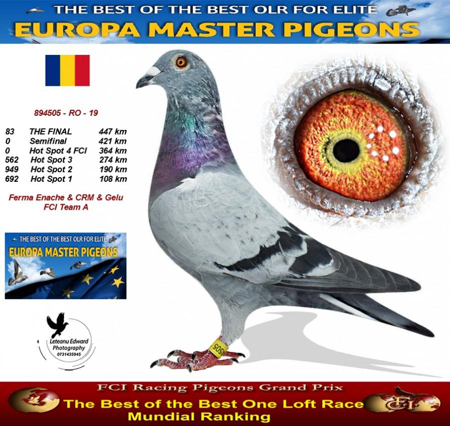 83th place - Ferma Enache & CRM & Gelu FCI Team A