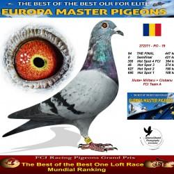 94th place - Iliiuta + Militaru + Ciobanu FCI Team A