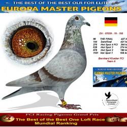 98th place - Bernhard Klueber FCI Team A