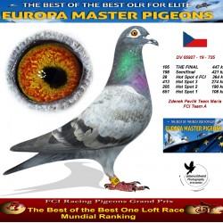 105th place - Zdenek Pavlik Team Maria FCI Team A