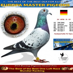 112th place - Ferdinand Kuffer  FCI Team A