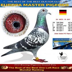 118th place - Dieter Siebert FCI Team A