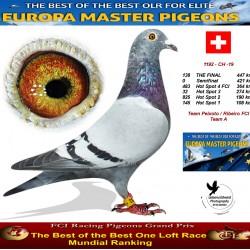 138th place - Team Peixoto / Ribeiro FCI Team A