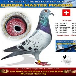 139th place - Alp Race FCI Team A