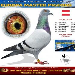 147th place - Olar Aurel George FCI Team A