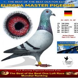 178th place - Herbert Bresser Team 2 FCI Team A