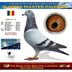 289th place - Dr. Bichir Valentin Team 1 FCI Team B