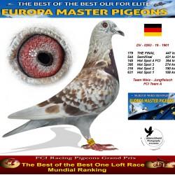 179th place - Team Weis-Jungfleisch FCI Team A