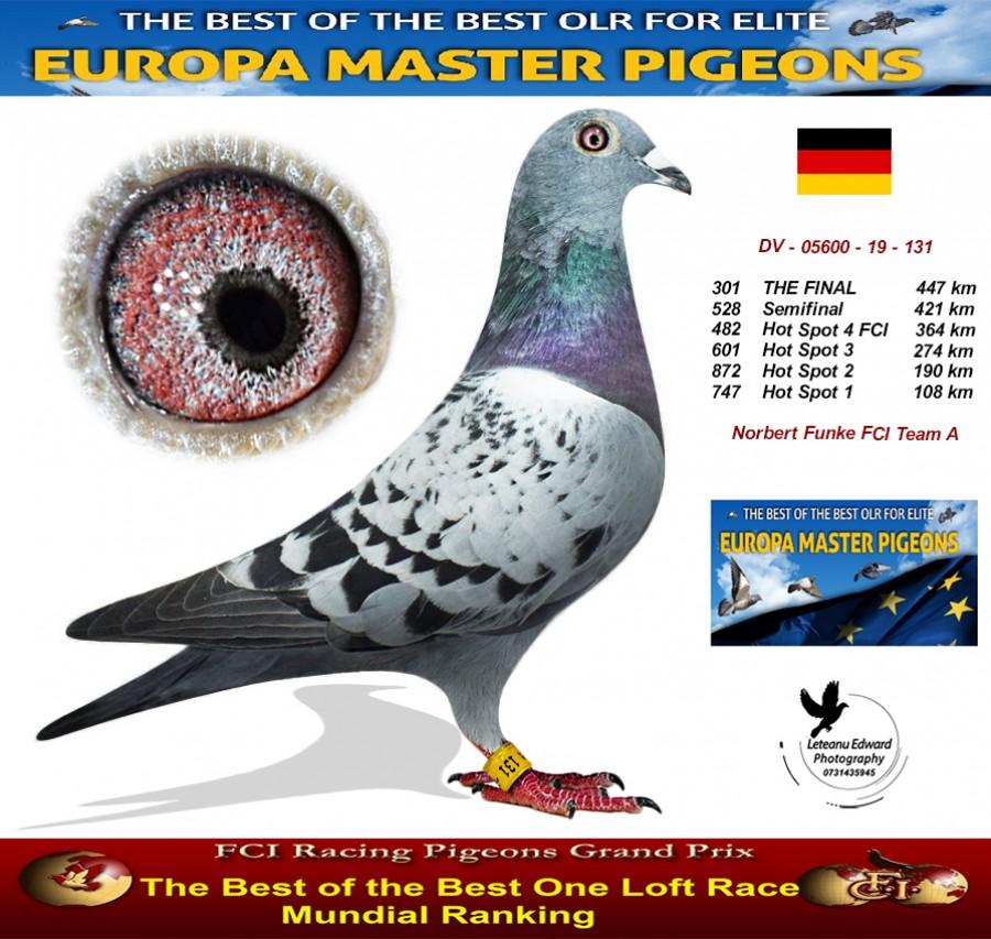 301th place - Norbert Funke FCI Team A