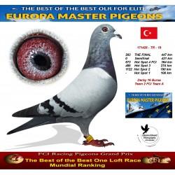 293th place - Derby 16 Bursa Team 2 FCI Team A