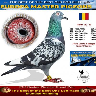 190th place - Ferma Enache & Rebegea Toma FCI Team A