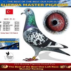 186th place - Turkey Team 1 FCI Team A