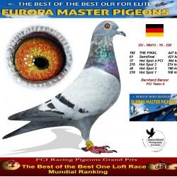 192th place - Bernhard Banzer FCI Team A