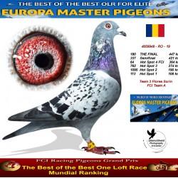 180th place - Team 3 Florea Sorin FCI Team A