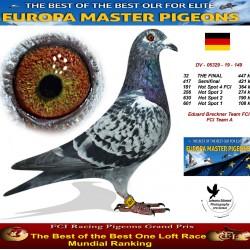 32th place - Eduard Breckner Team FCI FCI Team A