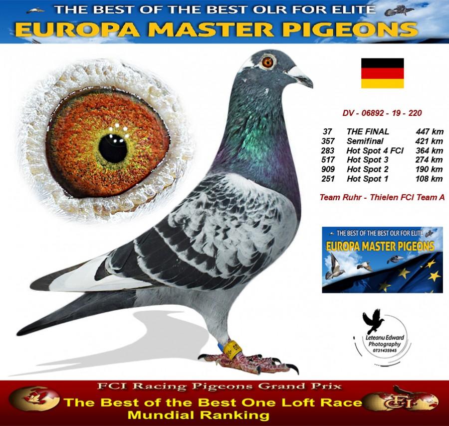 37th place - Team Ruhr - Thielen Team A