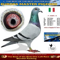 15th place - Adrian & Magadja FCI Team A
